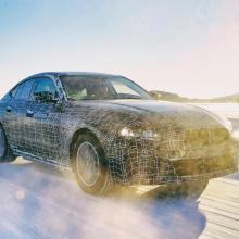 Приготовьтесь к BMW i4 M