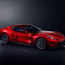 Новый Ferrari Omologata - это обновленный 812 Superfast!