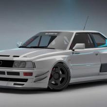 Audi RS2 Coupe, которого Audi никогда не строил