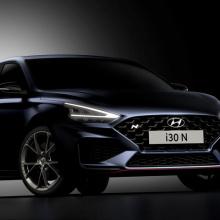 Новый Hyundai i30 N получит новый дизайн и трансмиссию с двойным сцеплением