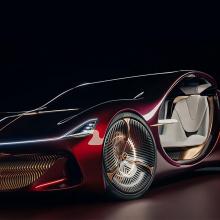 Это автономный Mercedes-Benz будущего