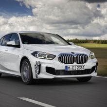 Новый компактный спортивный автомобиль BMW 128ti завершает тестирование на Нюрбургринге