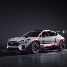 1400-сильный Ford Mustang Mach-E примет участие в выставке Goodwood Speedweek 2020