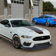 Ford Mustang Mach 1 НАМНОГО дешевле Shelby GT350