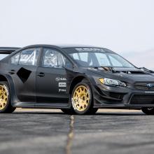 Subaru возвращается в Gymkhana - представлен экстремальный WRX STI