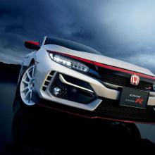 Honda Civic Type R получает новые спортивные аксессуары