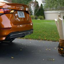 Модели Nissan в 2021 году станут намного безопаснее