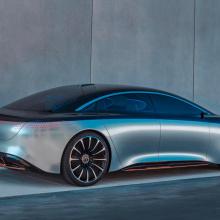 Mercedes EQS появится раньше, чем мы думали
