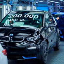 BMW i3 достиг важной вехи, которую мало кто предсказывал