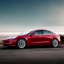 Tesla выбивает прибыль на третий квартал