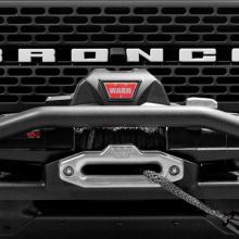 Новый концепт Ford Bronco на подходе