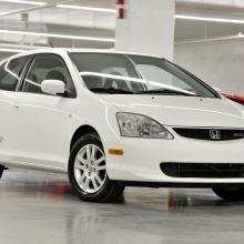 17-летний Honda Civic стоит столько же, сколько новый