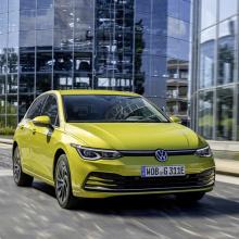 Двойная победа VW - новый Golf и ID.3 названы немецким автомобилем года