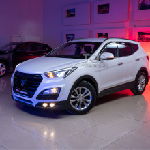 Тюнинг Hyundai Santa Fe 3 - обвес, тонировка, салон