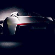 Porsche показывает ранее невиданную модель
