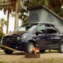 Mercedes запускает Getaway Camper Van