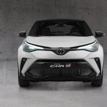 Поприветствуйте Toyota CH-R GR Sport