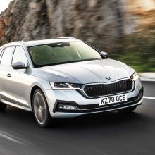 Skoda получила серебро от Autocar - новая Octavia признана лучшим семейным автомобилем 2020 года