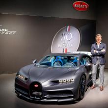 Стефан Винкельманн возвращается в Lamborghini