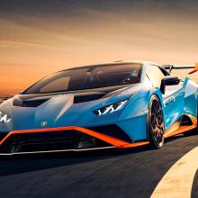 Lamborghini Huracan STO - гоночный автомобиль мощностью 630 л.с.