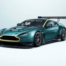 Aston Martin продает легендарные гоночные автомобили Vantage в комплекте из трёх машин