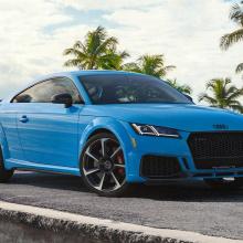 2021 Audi TT RS 2021 дороже, чем когда-либо