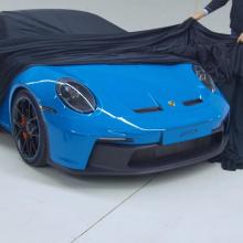Porsche раскрывает новые подробности о следующем 911 GT3