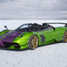 Pagani только что создал самый крутой конфигуратор автомобилей в мире