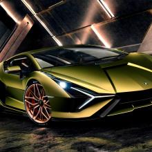 Lamborghini серьезно относится к двигателю V12