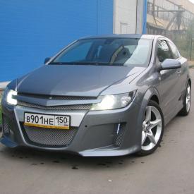 Обвес PAM на Opel Astra H GTC