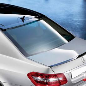 Козырек на заднее стекло AMG (Fiber) на Mercedes E-Class W212