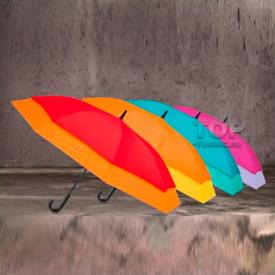Оригинальный разноцветный зонт Mercedes