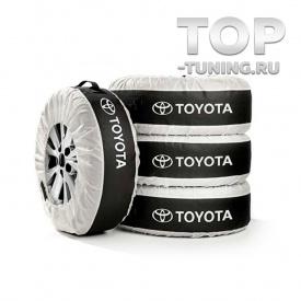 Комплект чехлов для колес Toyota