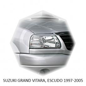 Реснички X-Force для Suzuki Grand Vitara / Escudo