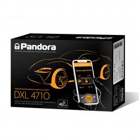 Автомобильная сигнализация Pandora DXL 4710 с автозапуском