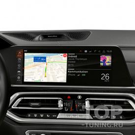 Блок-интерфейс Pro Touch ID7 Android 9.0 для BMW G-series