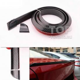 Универсальный спойлер GT Carbon Style