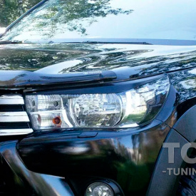Реснички GT для Toyota Hilux 8