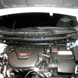 Распорка передних стоек Luxon на Kia Cerato 3