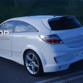 Задний бампер Volt на Opel Astra H GTC