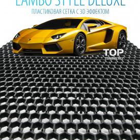Пластиковая сетка LAMBO STYLE 3D - 120x40