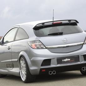 Задний бампер - Обвес LMA на Opel Astra H GTC