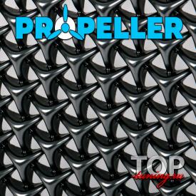 Пластиковая тюнинг сетка Propeller 109 x 68