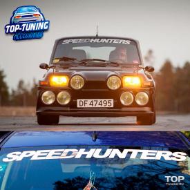 Наклейка Speedhunters