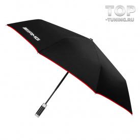 Оригинальный складной зонт AMG