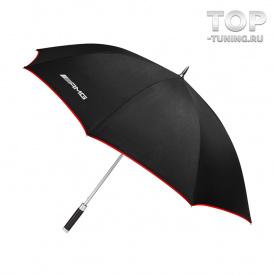 Оригинальный зонт-трость AMG