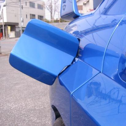Расширители кузова на Subaru Impreza WRX GD