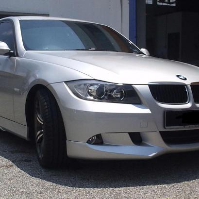 Обвес- комплект на BMW 3 E90