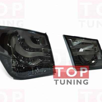 Задние тюнинг-фонари на Chevrolet Cruze 2