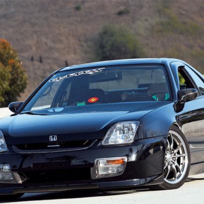 Пороги - Обвес на Honda Prelude 5